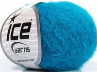 30g Dusty Wool Turquoise Ice Yarns Strickwolle Ice Yarns - Hungariana Garn und Strickwolle Online Shop