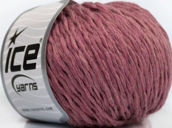 50g Energy Wool Rose Pink Ice Yarns Strickwolle Ice Yarns - Hungariana Garn und Strickwolle Online Shop