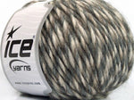 50g Etno Alpaca Grey Cream Beige Ice Yarns Strickwolle Ice Yarns - Hungariana Garn und Strickwolle Online Shop