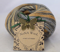 100g Farbverlaufsgarn NoNA WooL Alpaca Irish Pub Limited Edition Strickwolle Ice Yarns - Hungariana Garn und Strickwolle Online Shop