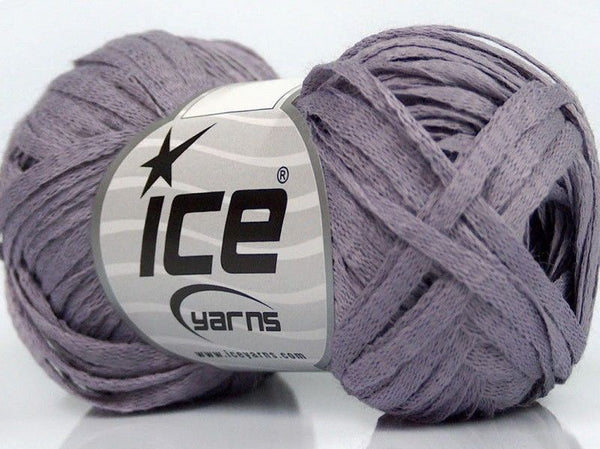 50g Fettuccia Lana Lilac Ice Yarns Lila Strickwolle Ice Yarns - Hungariana Garn und Strickwolle Online Shop
