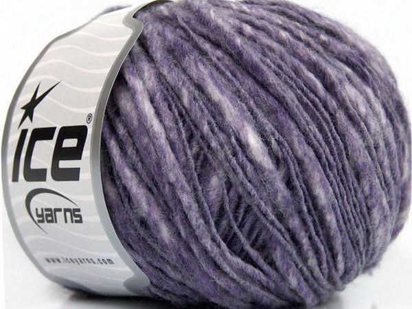 50g Fjord Wool Spray Purple Lila Ice Yarns Strickwolle Ice Yarns - Hungariana Garn und Strickwolle Online Shop