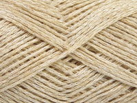 50g Fred Linen Beige Ice Yarns Strickwolle Ice Yarns - Hungariana Garn und Strickwolle Online Shop