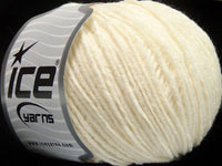 50g Husky Merino Cream Ice Yarns Strickwolle Ice Yarns - Hungariana Garn und Strickwolle Online Shop