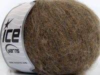 30g Merino Superfine Brown Melange / Braun Ice Yarns Strickwolle Ice Yarns - Hungariana Garn und Strickwolle Online Shop
