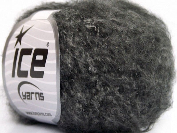 30g Ice Yarns Sale Winter Dark Grey Strickwolle - Fest Keks Lebkuchen & Keks für jede Feier