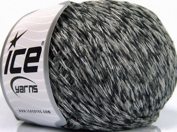 50g Ice Yarns Sale Winter Grey Shades Grau Strickwolle Ice Yarns - Hungariana Garn und Strickwolle Online Shop