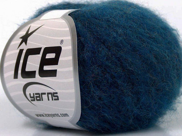 30g Kid Mohair Comfort Turquoise Ice Yarns Strickwolle Ice Yarns - Hungariana Garn und Strickwolle Online Shop