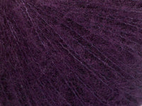30g Kid Mohair Fine Dark Maroon Ice Yarns Strickwolle Ice Yarns - Hungariana Garn und Strickwolle Online Shop