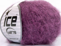 30g Kid Mohair Fine Purple Ice Yarns Purpe Lila Strickwolle Ice Yarns - Hungariana Garn und Strickwolle Online Shop