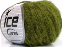 30g Kid Mohair Flamme Green Ice Yarns Strickwolle Ice Yarns - Hungariana Garn und Strickwolle Online Shop