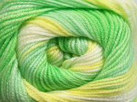 100g Magic Baby Yellow White Green Shades Ice Yarns Strickwolle Ice Yarns - Hungariana Garn und Strickwolle Online Shop