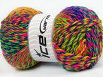 100g Mango Wool Rainbow Ice Yarns Strickwolle Ice Yarns - Hungariana Garn und Strickwolle Online Shop