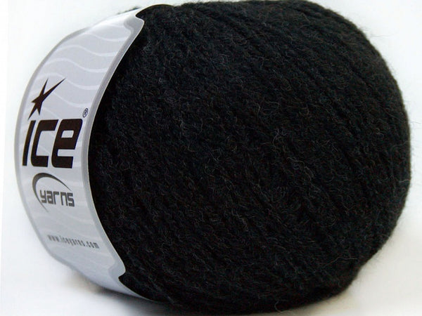 50g Master Alpaca Anthracite Black Ice Yarns Strickwolle Ice Yarns - Hungariana Garn und Strickwolle Online Shop