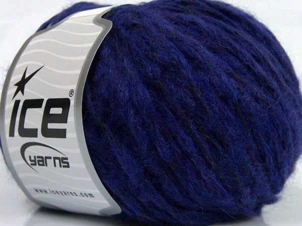 50g Merino Air Flamme Purple Ice Yarns Strickwolle Ice Yarns - Hungariana Garn und Strickwolle Online Shop