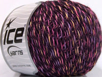 50g Misc Sale Purple Pink Lilac Gold Rose Lila Ice Yarns Strickwolle Ice Yarns - Hungariana Garn und Strickwolle Online Shop