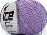 Natural Cotton Baby Lilac Ice Yarns 47519