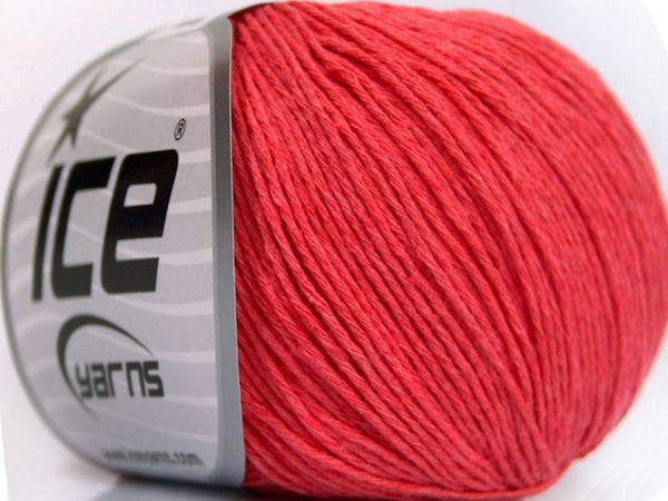 Natural Cotton Baby Salmon Ice Yarns 49964