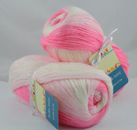100g NoNA Baby Pink Strickwolle Ice Yarns - Hungariana Garn und Strickwolle Online Shop