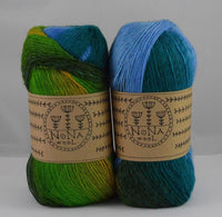 100g NoNA WooL Alpaca Fairy Garden Strickwolle Ice Yarns - Hungariana Garn und Strickwolle Online Shop