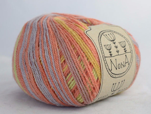 100g NoNA WooL Alpaca Khamsin Strickwolle Ice Yarns - Hungariana Garn und Strickwolle Online Shop