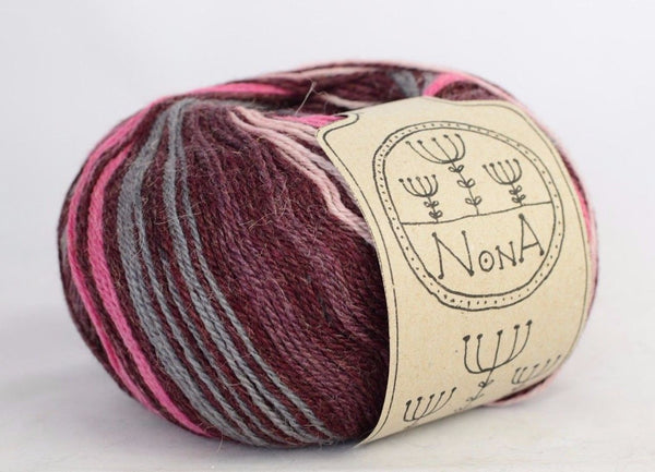 100g NoNA WooL Alpaca Londonberry Strickwolle Ice Yarns - Hungariana Garn und Strickwolle Online Shop
