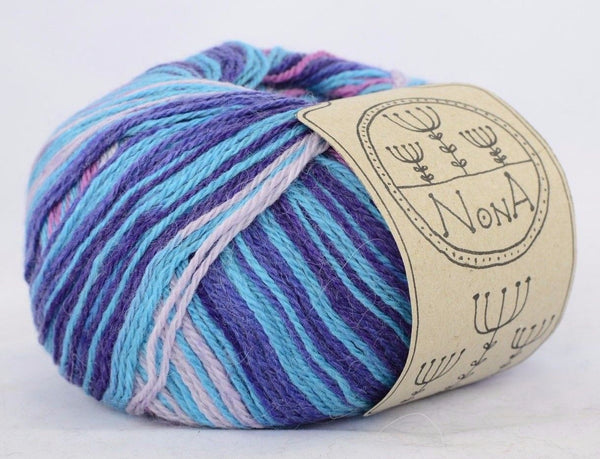 100g NoNA WooL Alpaca Mistral Strickwolle Ice Yarns - Hungariana Garn und Strickwolle Online Shop