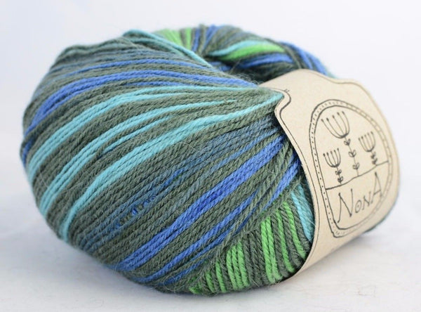 100g NoNA WooL Alpaca Secret Lagoon Strickwolle Ice Yarns - Hungariana Garn und Strickwolle Online Shop
