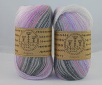 100g NoNA WooL Angora Iris Strickwolle Ice Yarns - Hungariana Garn und Strickwolle Online Shop