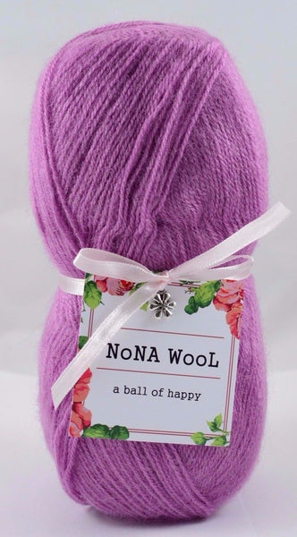 100g NoNA WooL Angora Mohair Jane Strickwolle Ice Yarns - Hungariana Garn und Strickwolle Online Shop