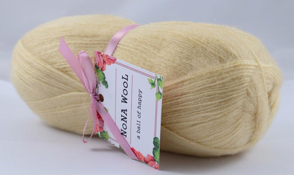 100g NoNA WooL Angora Mohair Marple Strickwolle Ice Yarns - Hungariana Garn und Strickwolle Online Shop