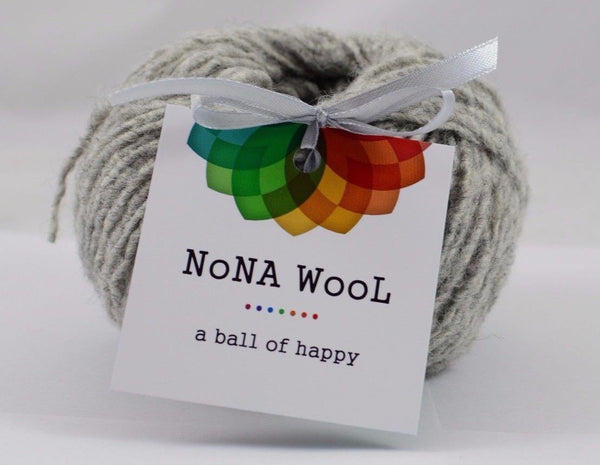 50g NoNA WooL Graystone Strickwolle Ice Yarns - Hungariana Garn und Strickwolle Online Shop