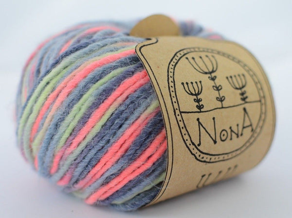50g NoNA WooL Jester Pastel Strickwolle Ice Yarns - Hungariana Garn und Strickwolle Online Shop