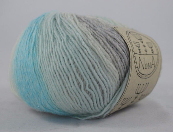 100g NoNA WooL Mediterranean Strickwolle Ice Yarns - Hungariana Garn und Strickwolle Online Shop