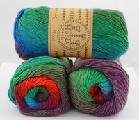 100g NoNA WooL Pheasant Strickwolle Ice Yarns - Hungariana Garn und Strickwolle Online Shop