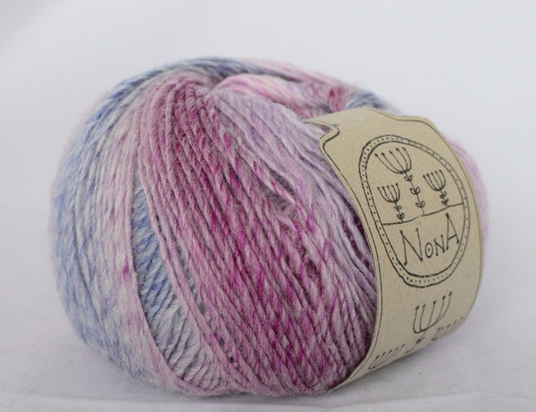 100g NoNA WooL Wild Orchid Strickwolle Ice Yarns - Hungariana Garn und Strickwolle Online Shop
