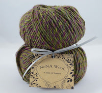 50g NoNA WooL Wild Salvia Strickwolle Ice Yarns - Hungariana Garn und Strickwolle Online Shop