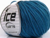 50g Pure Wool Chunky Teal Ice Yarns Strickwolle Ice Yarns - Hungariana Garn und Strickwolle Online Shop