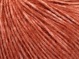 50g Sale Eyelash Salmon melange Ice Yarns Lachs Strickwolle Ice Yarns - Hungariana Garn und Strickwolle Online Shop