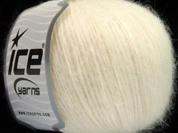 Sale Luxury-Premium Cream Ice Yarns 56658