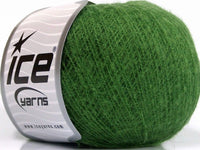 30g Sale Luxury-Premium Green Ice Yarns Grün Strickwolle Ice Yarns - Hungariana Garn und Strickwolle Online Shop