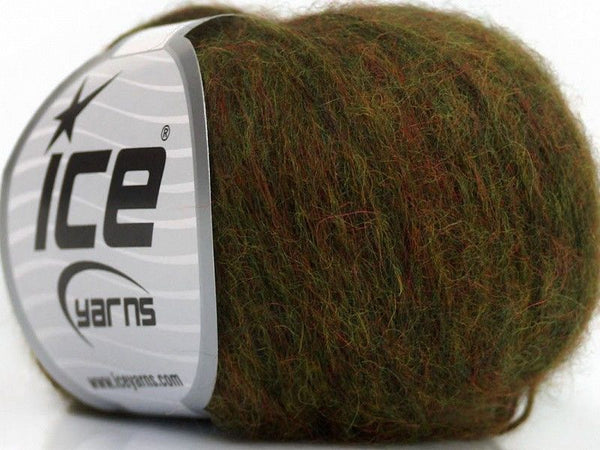 25g Sale Luxury-Premium Green Shades Alpaca Ice Yarns Grün Strickwolle Ice Yarns - Hungariana Garn und Strickwolle Online Shop