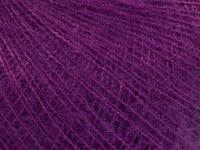 30g Sale Luxury-Premium Purple Ice Yarns Lila Strickwolle Ice Yarns - Hungariana Garn und Strickwolle Online Shop