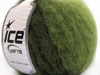 30g Sale Plain Green Shades Ice Yarns Strickwolle Ice Yarns - Hungariana Garn und Strickwolle Online Shop