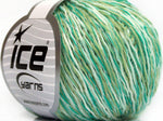 50g Sale Plain White Green Shades Ice Yarns Strickwolle - Fest Keks Lebkuchen & Keks für jede Feier