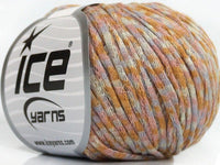 Sale Summer Pink Light Lilac Gold Ice Yarns