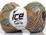 50g Sale Summer Rainbow Ice Yarns Strickwolle Ice Yarns - Hungariana Garn und Strickwolle Online Shop