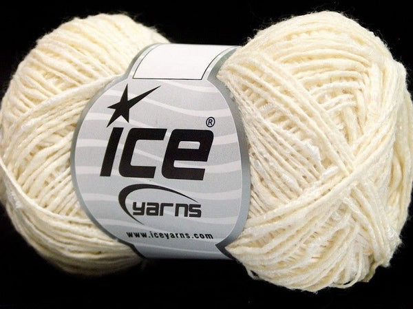 Sale Winter Cream Creme Ice Yarns