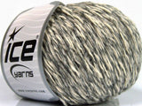 50g Sale Winter Grey Shades Cream Ice Yarns Grau Creme Strickwolle - Fest Keks Lebkuchen & Keks für jede Feier