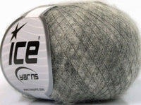30g Sale Winter White Grey Shades Ice Yarns Strickwolle Ice Yarns - Hungariana Garn und Strickwolle Online Shop